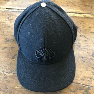 TIMBERLAND Logo Embroidered Cap